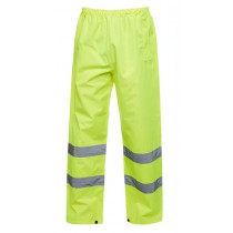 Uneek UC807 Hi-vis trouser orange/yellow