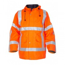 072360 Hydrowear Parka Uithoorn Simply No Sweat (Orange or Yellow)