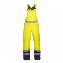 072260 Hydrowear Bib Trouser Utting(Yellow or Orange)