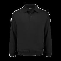 PSO 300 Indushirt Sweater 60/40 kat/pol Antraciet