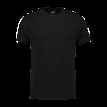 TO180 Indushirt T-Shirt 100 kat Zwart