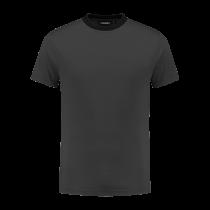 TS180 Indushirt T-Shirt 100 kat Antraciet/Zwart