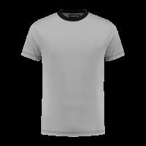 TS180 Indushirt T-Shirt 100 kat Grijs/Zwart