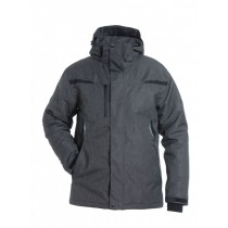Hydrowear Winter Parka Kassel Simply No Sweat Grey