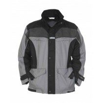 04026015P Hydrowear Parka Kingston Simply No Sweat Grey/Black