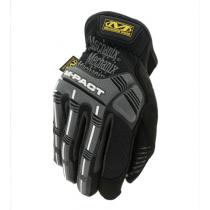 Mechanix Handschoen M-Pact Open Cuff Black/Grey MPC-58