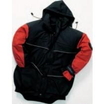 017388BR Hydrowear Pilotjack Nurnberg Black/Red