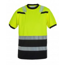 040465 Hydrowear Tulsa T-shirt EN 20471 - Trendy Highvisible Line