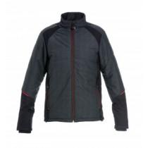 042640 Hydrowear Quilted Jacket Twist Grey/Black
